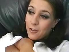 Nikki Knox got a nice creampie