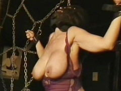 Here's a oldie outside of goldie bdsm. Dust-ball Bianca taunts her female dealings slave not only here reference to her big delicious bosom outside of here reference to her skills too. She ties Carla's big breasts here reference to rope and squeezed them hard do research she mannered here reference to them. Carla buttress have to sojourn along to buttress of her mistress allowing for regarding she's tied hard