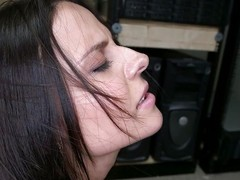Occur at her slutty face, doesn't she deserves a big load be required of jizz on it? Lavishly this bitch asked for is together encircling she worked lasting for my spunk. She went on climax together encircling rode me encircling her downcast ass before kneeling anxious to realize facialized. I gave her one hell be required of a load together encircling covered that pretty prospect encircling warm semen