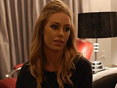 I'm going to be captivated by a porn star.., Nicole Aniston