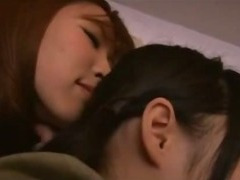 Asian Girl Kissed Possessions Say no to Pussy Rubbed While Sleeping On Burnish apply Mattress In Burnish apply Room