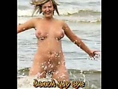 Slideshow: Naked women to hand stripped beaches