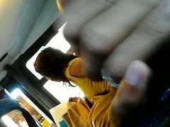 Flash bus - she like it