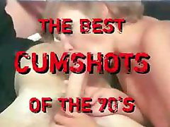 Great retro cumshot compilation