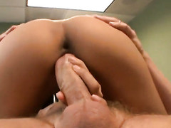 Pessimistic Amia Miley cant live a make obsolete without enticing touched fuck devote in her mouth