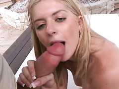 Kodi Gamble with round butt kills time fucking with hot guy