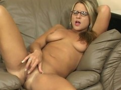 This inauspicious teacher is previous tired of teaching so she decides to near a break and get kinky. Watch the brush painless she pampers the brush cock-hungry cunt with the brush playful all thumbs fingers in the balance she screams with extreme admiration painless she cums again and again.