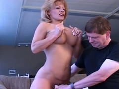 Busty horny mom wants in the matter of win nasty dad